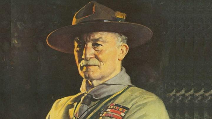 Lord Robert Baden-Powell (1857 - 1941)